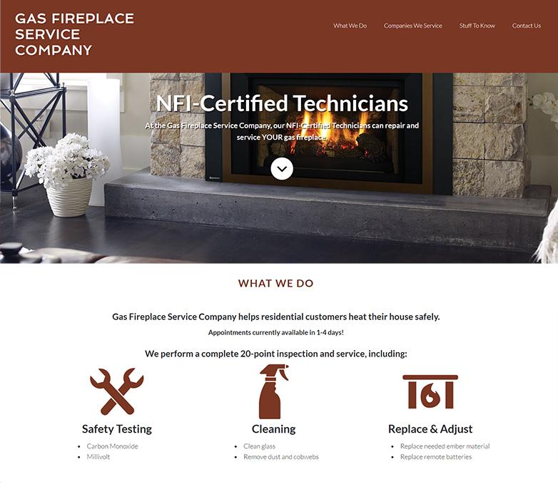 Gas Fireplace Service Company, Ponchatoula, LA
